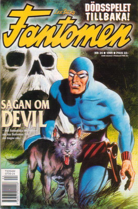 Fantomen: Sagan om Devil