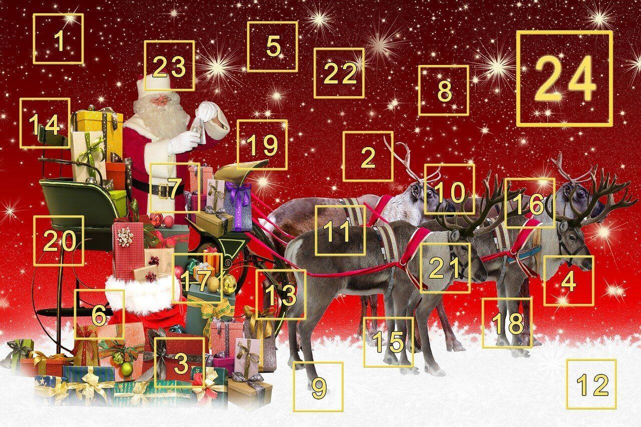 Julkalendern adventskalender
