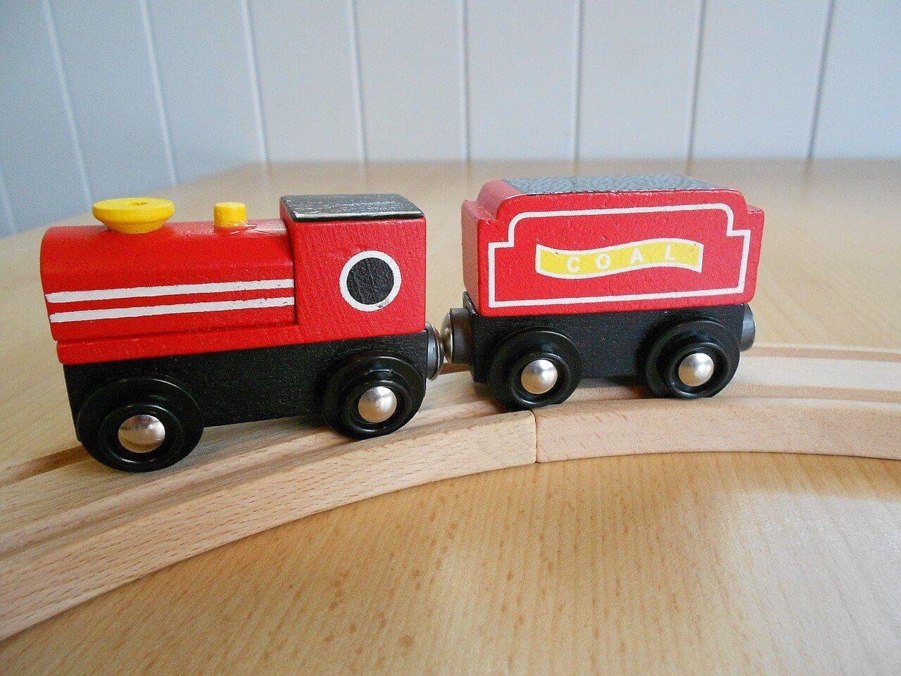 Brio järnväg