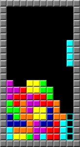 Tetris spelplan