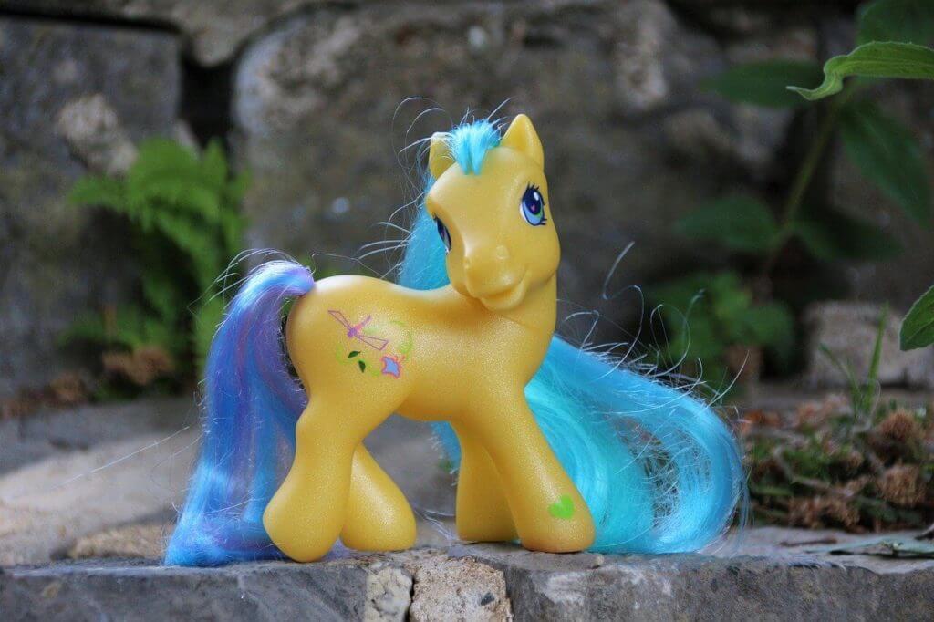 My Little Pony - populära leksaker även idag