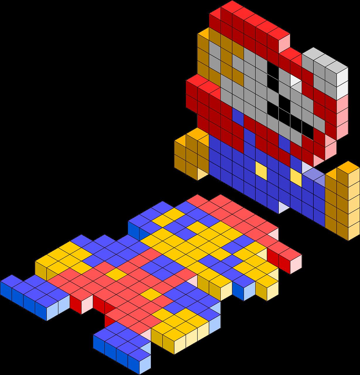 Tetris och Mario