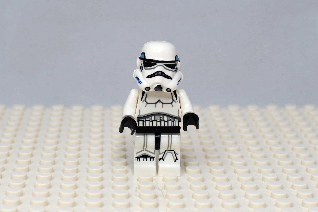 Star Wars är big business, med många spin-offs, som till exempel Lego