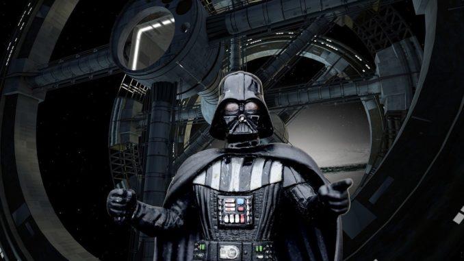 Darth Vader, skurken i Star Wars universum