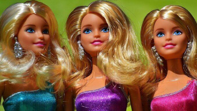 Barbiedockor Barbie