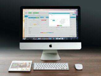 Modern dator från Apple