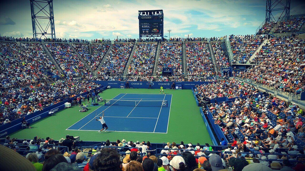 tennis tennistävling
