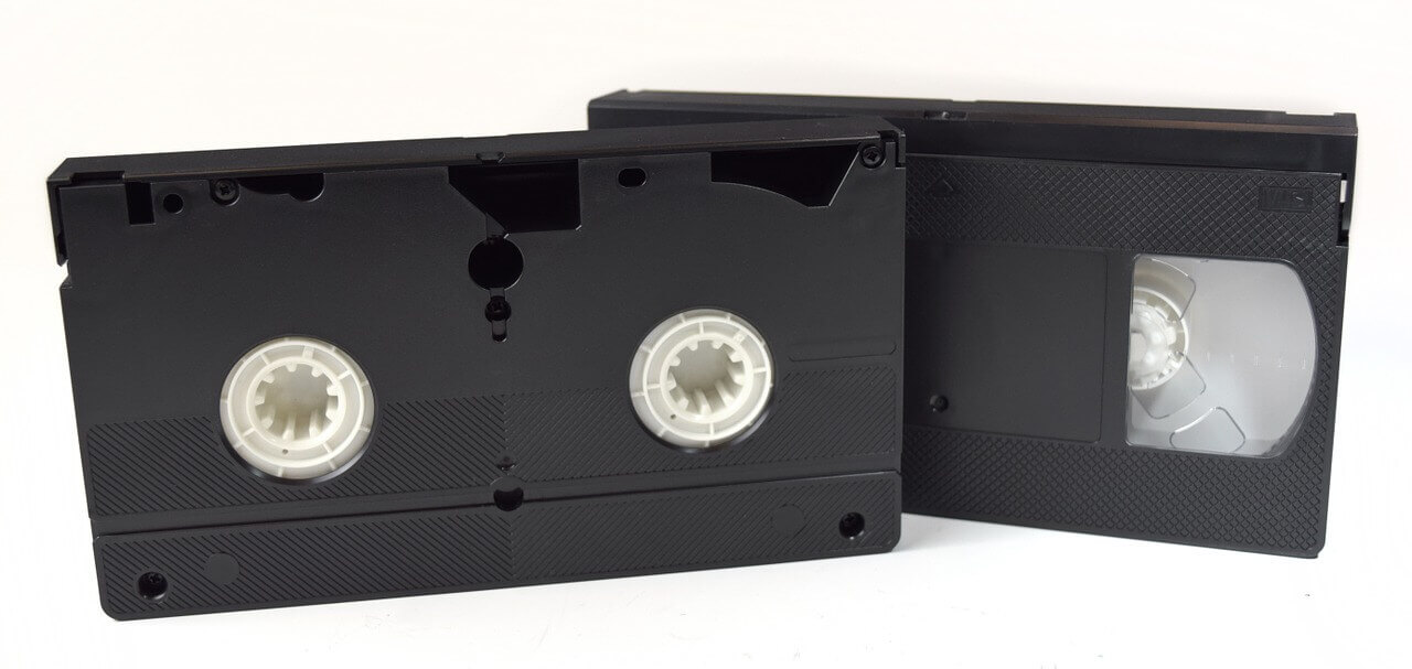 VHS video band